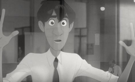 Paperman-short