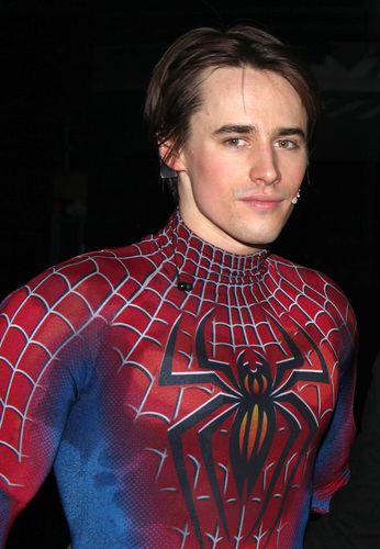 Reeve Carney Photos and images spider-man