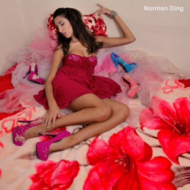 Kilame Collection featuring photographer Norman Ding!