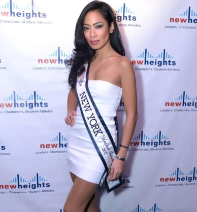 Ms.New York 2012: Jeannette Josue special model for Kilame!