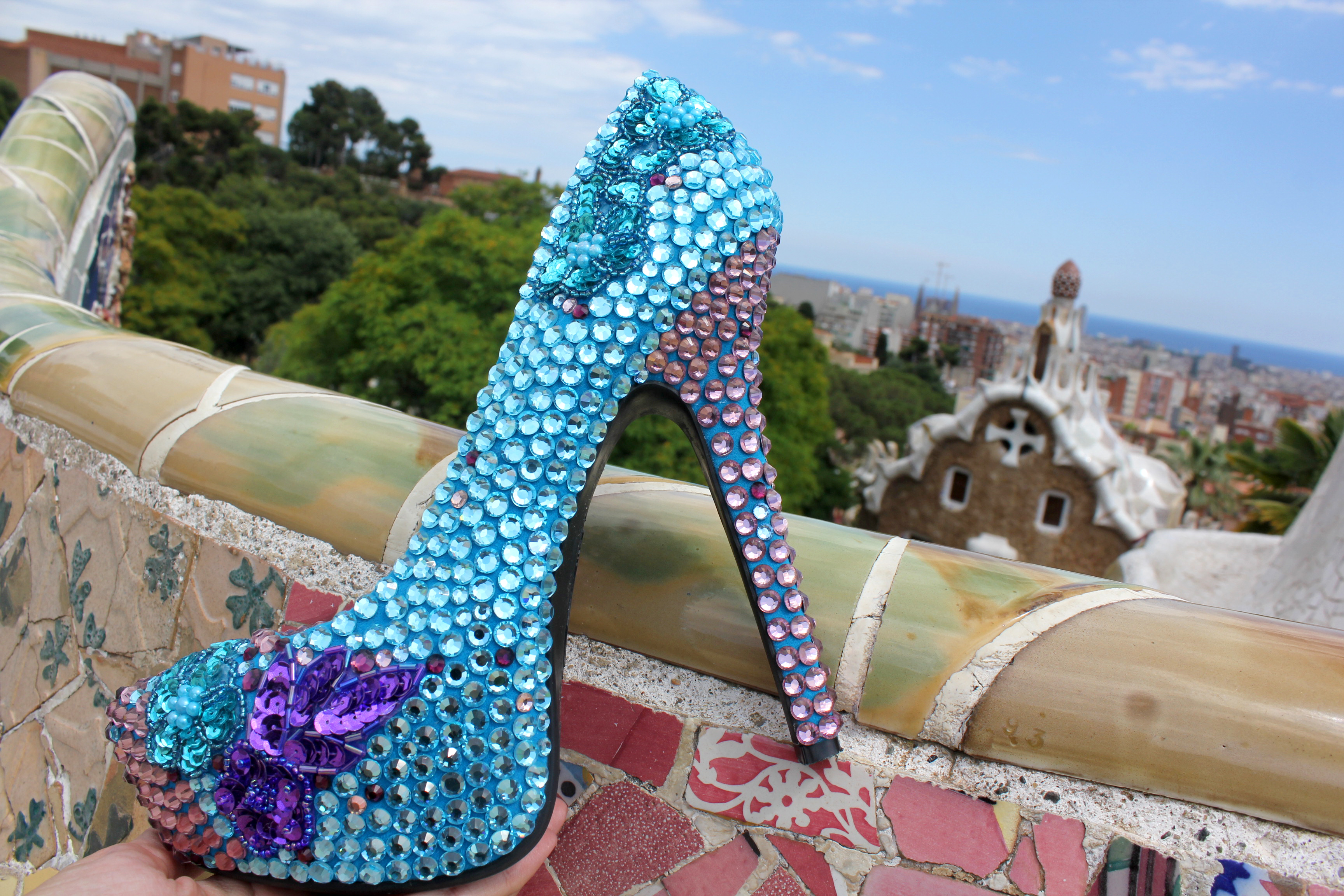 Discovering The Beauty Of Park Guell Barcelona