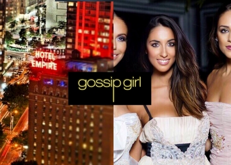 gossip girl photo article